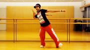 ダンス基本 クロスハンド