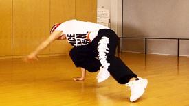 ダンス 技 かっこいい ドルフィン