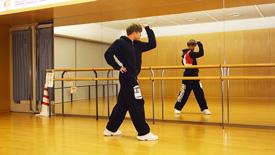 創作ダンス振り付け かっこいい 体育