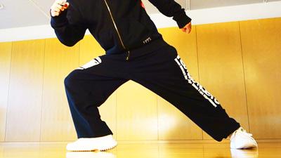 ヒップホップダンス 基本 ステップ