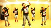 かっこいい キッズヒップホップダンス