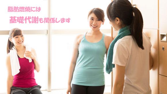 基礎代謝 ダイエット 痩せやすい体質