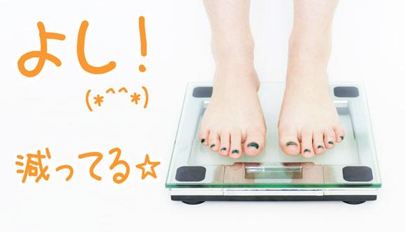 本当に痩せる すぐに効果が出るダイエット