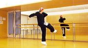 シャッフルダンスの基本 Tステップ やり方