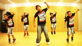 ヒップホップダンス振り付け 体育