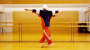 クロスターン ダンス やり方
